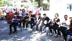Sarıgöl'de Engelliler Haftası etkinliği