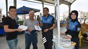 Turgutlu'da vatandaşa hırsızlık ve dolandırıcılık uyarısı