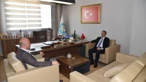 Vali Yardımcısı Yılmaz'dan, Öztozlu'ya Ziyaret