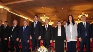 Başkan Tosun, Türkiye Belediyeler Birliği Toplantısı'na Katıldı
