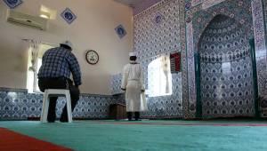 Caminin kıblesi 68 yıl sonra düzeltildi