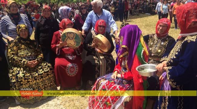 Dinar'da 14. Geleneksel Yörük Şenliği