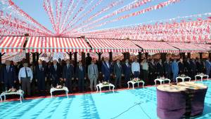 İşyurtları Ürün ve El Sanatları Fuarı Manisa'da açıldı