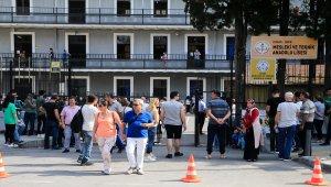 İzmir'de YKS heyecanı