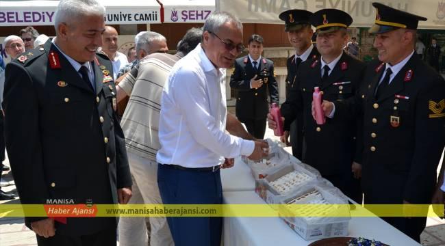Jandarma Teşkilatı'nın 180'nci kuruluş yıl dönümü
