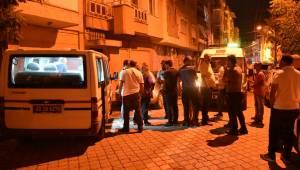 Manisa'da şüpheli ölüm