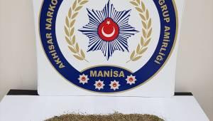 Manisa'da uyuşturucu operasyonları