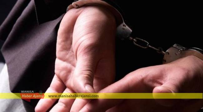 Manisa'daki FETÖ operasyonunda 1 gözaltı