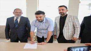 Belediye Kütahyaspor'un teknik direktörlüğüne Çetin getirildi