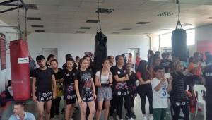 Muaythai İl Şampiyonası Sona Erdi