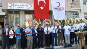 Türk Kızılayı Şehzadeler Şubesi açıldı