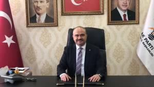 Mersinli; AK Parti adını tarihe altın harflerle kazıdı