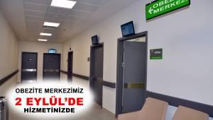 Şehir Hastanesi Obezite Merkezi Açıyor
