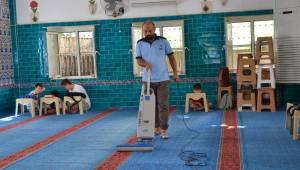 Yunusemre'de İbadethaneler Bayrama Hazır