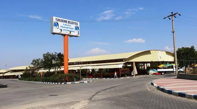 Yunusemre'de Kurban Kesim Yerlerinde Çalışmalar Tamamlandı
