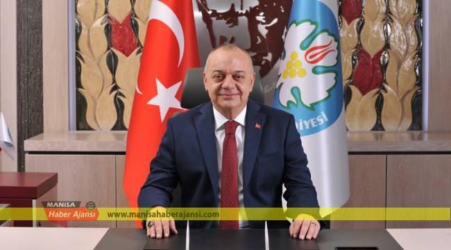 Başkan Ergün Cumhuriyet Bayramı'nı Kutladı