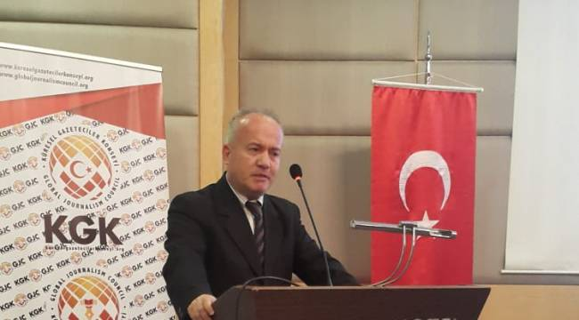 DGYD Başkanı Özen'den Cumhuriyet Bayramı Mesajı