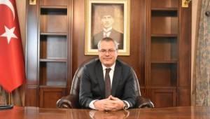 Vali Ahmet Deniz'in 29 Ekim Cumhuriyet Bayramı Mesajı