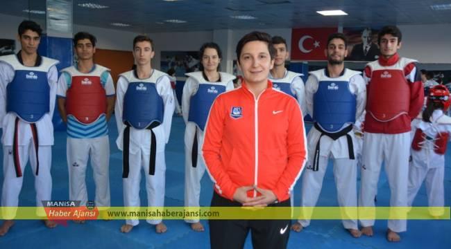 Yunusemreli Teakwondocular Şampiyonalara Hazırlanıyor
