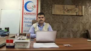 Cansuyu Derneği Manisa'da Ramazan Çalışmalarına Başladı