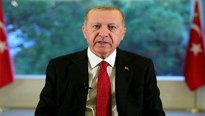 Erdoğan, Gürcistan Cumhurbaşkanı Zurabişvili ile görüştü