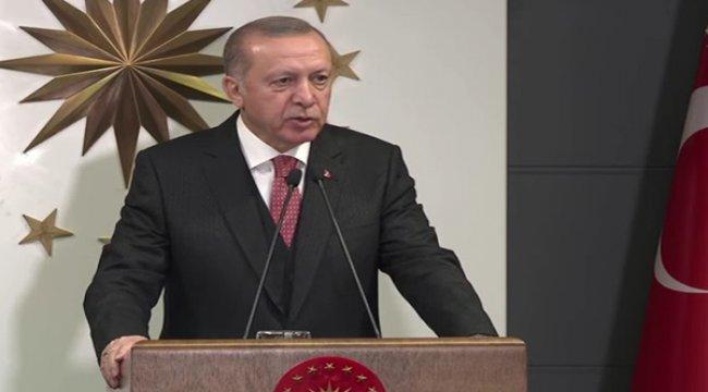 Cumhurbaşkanı Erdoğan Ak Parti İl Başkanlarına sesleniyor