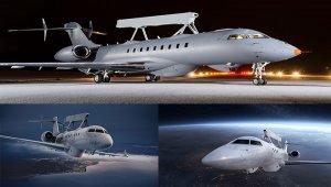 صعب تسلم أول طائرة مراقبة إلى الإمارات العربية المتحدة