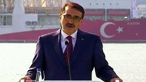 Fatih sondaj gemisi Karadeniz sondajına 15 Temmuz'da başlayacak