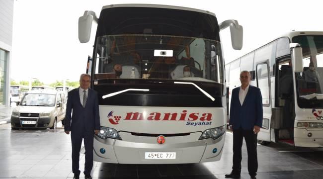 Manisa-İzmir arası seyahat başladı