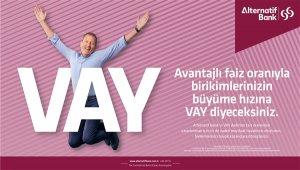 Alternatif Bank'tan VAY dedirten mevduat kampanyası