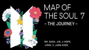 """BTS'in merakla beklenen yeni Japonca albümü """"Map of the soul 7 - the journey """" çıktı"""