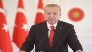 Cumhurbaşkanı Erdoğan, Hidroelektrik santralleri açılışına katıldı