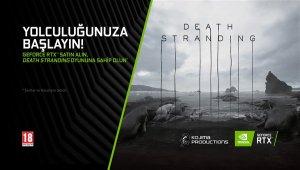 GeForce RTX satın alın 'DEATH STRANDING' oyununa sahip olun