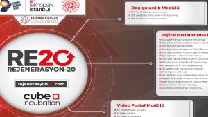 """Teknopark İstanbul'un Rejenerasyon-20"""" projesi için başvurular başladı"""
