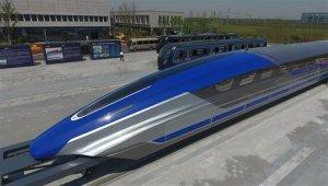 Çin saatte 600 kilometre hıza ulaşabilecek