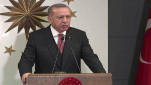 Cumhurbaşkanı Erdoğan, TÜBİTAK mükemmeliyet merkezlerinin açılışını gerçekleştirdi