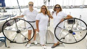 Deniz Kızı Ulusal Kadın Yelken Kupası 5. Yılında Uluslararası boyut kazandı