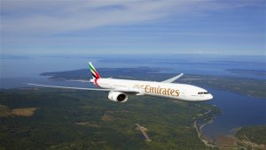 Emirates uçuş ağını 74 şehre çıkardı