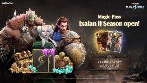 Magic: MANASTRIKE Güncellemesinde Yeni MAGIC PASS Ödülleri Eklendi