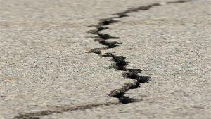 Malatya'da 4.5 şiddetinde deprem
