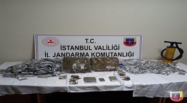 4 ilde uyuşturucu operasyonu