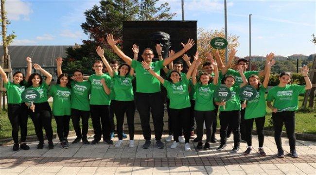 Eğitim sevdalıları 42.İstanbul Sanal Maratonu'nda Darüşşafaka için koşacak