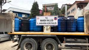 Son dakika haber! Manisa'da 20 ton 'sahte şarap' ele geçirildi; 12 gözaltı