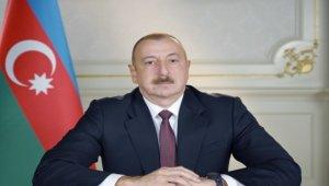 Cumhurbaşkanı Aliyev: Bugün Füzuli şehri ve bölgedeki birkaç köy işgalcilerden kurtarıldı