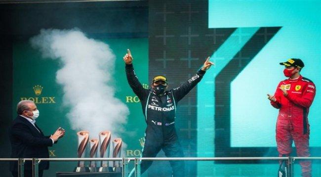 Kusursuz bir Formula 1TM organizasyonu gerçekleştirdik