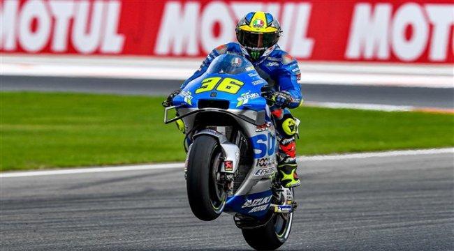 Muhteşem Mir, MotoGP zaferini kazandı