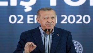 Cumhurbaşkanı Erdoğan, TOBB Türkiye Ekonomi Şurası'nda konuştu