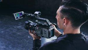 Profesyonel kamera ile Sinema Grubunu genişletiyor