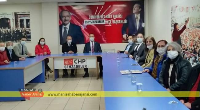 CHP Deva Partisini ağırladı