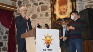 AK Parti'de Salih Hızlı adaylığını açıkladı